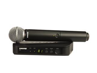 SHURE BLX24E / SM58 S8 823 bis 832 Mhz