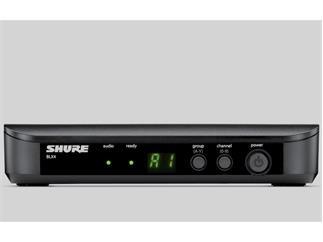 Shure BLX4E Empfänger für PG, SM und Beta Serie