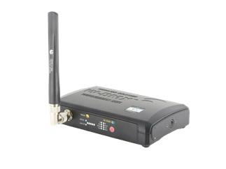 Wireless Solution BlackBox F-1 G5 WDMXTransceiver, Sender oder Empfänger für 512 DMX-Kanäle, indoor