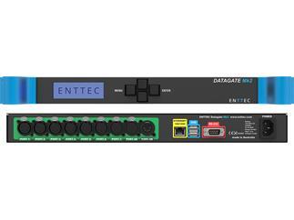 ENTTEC DATAGATE MK2, inteligente Schnittstelle und ArtNet-sACN-DMX Wandler