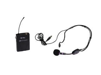 dB Technologies B-Hype Mobile HT Akku Lautsprecher mit Headset