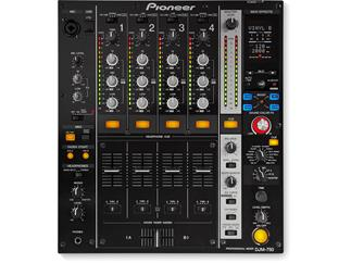 Pioneer DJM 750-K 4-Kanal Mischpult, schwarz
