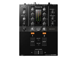 Pioneer DJM-250 MK II 2-Kanal DJ Mixer