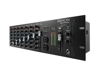 Denon DN 410X Mischpult 10 Input