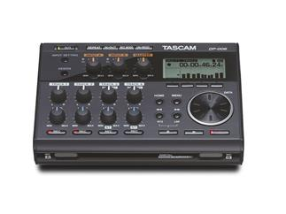 Tascam Digitales 6-Spur-Pocketstudio