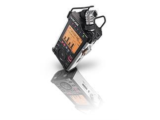 Tascam DR-44WL Handheld-Recorder mit WLAN-Anbindung