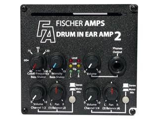 Fischer Amps Drum In Ear Amp 2 / ButtKicker LFE
