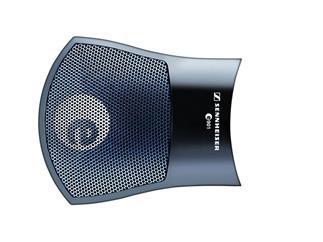 Sennheiser E 901 Kondensator-Grenzflächenmikrofon, Halbniere, für die Abnahme von Basstrommeln