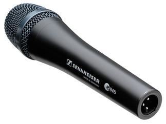 Sennheiser E 945 dyn. Gesangsmikrofon, Superniere