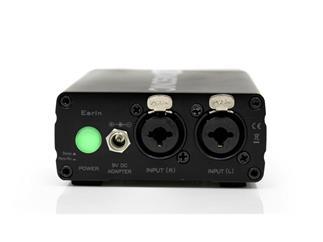 Nowsonic EarIn Kabelgebundener InEar Headphoneamp