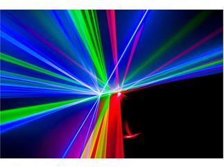 LASERWORLD EL-200 RGB 200mW, DMX, Auto, Sound