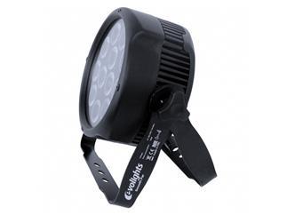 Evolights Smooth PAR 12x10W RGBA-UV LED IP65