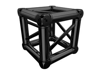 Global Truss F34 Multi Boxcorner stage black
