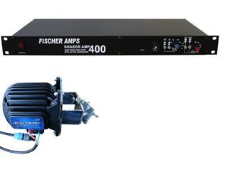 Fischer Amps Shaker Amp 400 Kit 1 (ShA 400 + BK Concert)