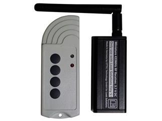 Look Funkfernbedienung für Tiny S, 3,7 V, Sender u. Empfänger 2,5mm