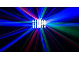 ChauvetDJ Kinta FX, RGBW Derby+SMD Strobo, mit DMX