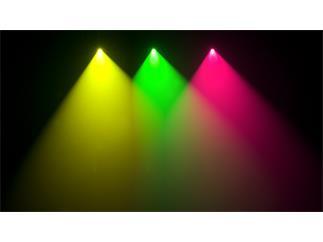 ChauvetDJ LED Followspot 120 ST, 14°-20°, 120W Kaltweiß LED-Verfolger mit Stativ und Iris