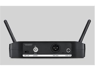 SHURE GLXD4E Standart Empfänger digital 2,4 Ghz