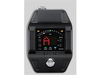 SHURE GLXD6E Pedalboard - Empfänger digital 2,4 Ghz
