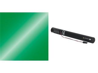 Showtec Handheld 50cm Konfetti Streamer/Luftschlangen Green Metallic