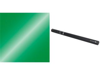 Showtec Handheld 80cm Konfetti cannon Green Metallic
