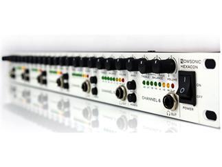 Nowsonic Hexacon 6 Kanal Kopfhörerverstärker