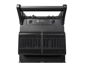 HK Audio LUCAS Nano 602 inkl K&M Stereo Add-On