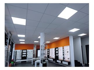 Kapego Wand- / Deckenleuchte LED Panel 4K neutralweiß