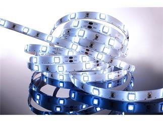Flexibler LED Stripe, 5050, SMD, Kaltweiß, 24V DC, 36,00 W