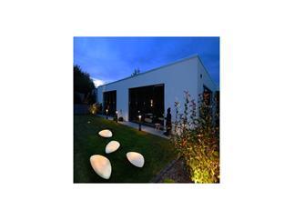 Dekorative Leuchte, Steinleuchte II E27 Outdoor IP65