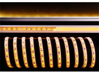 Flexibler LED Stripe 5050 SMD 24V Amber 5m