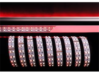 Flexibler LED Stripe 5050 SMD RGB+WW 24V 3m
