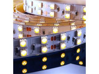 Flexibler LED Stripe, 5050, SMD, Warmweiß, 24V DC, 86,40 W
