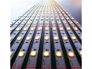 Flexibler LED Stripe, 5050, SMD, Kaltweiß, 12V DC, 36,00 W