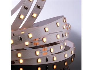 Flexibler LED Stripe, 2835, SMD, Warmweiß, 24V DC, 48,00 W