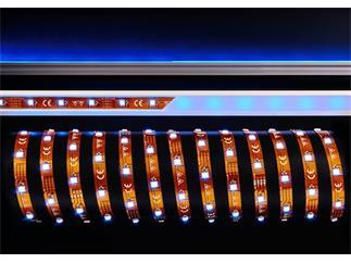 Flexibler LED Stripe, 5050, SMD, RGB, 24V DC, 36,00 W