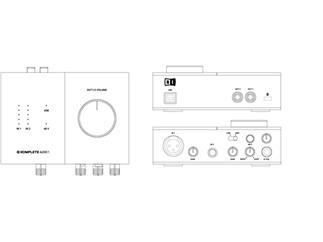 Native Instruments KOMPLETE AUDIO 1