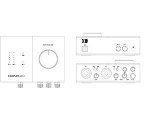 Native Instruments KOMPLETE AUDIO 2