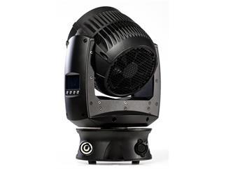 GLP Impression X4S, schwarzes Gehäuse, 7x 15W RGBW LED Osram