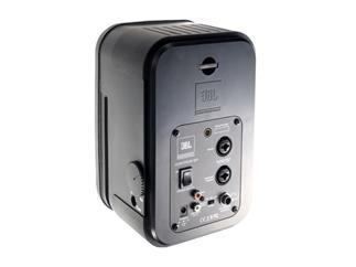 JBL Control 2 PM, Aktiver 2-Weg Nahfeldmonitor, Set