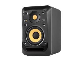 """KRK V4 S4 aktiver Studiomonitor 85W 4"""" 1"""""""