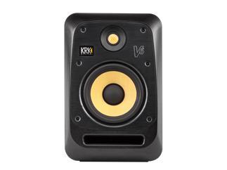 """KRK V6 S4 aktiver Studiomonitor 155W 6,5"""" 1"""""""
