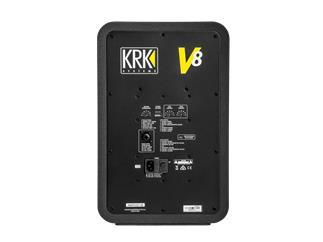 """KRK V8 S4 aktiver Studiomonitor 230W 8"""" 1"""""""