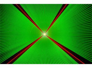 Laserworld DS-2000RGB, Diode Serie, 30kpps@8°
