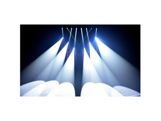 Light4me Movinghead Focus Spot 60 LED, Prisma