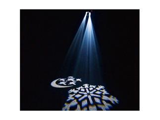 LIGHT4ME GOBO FLOWER WH EFEKT LED GOBO 8x3W CREE