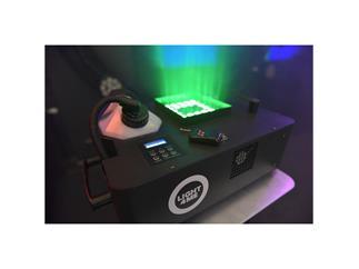 LIGHT4ME JET 2000 Nebelmaschine mit IR & LED, Kundenretoure