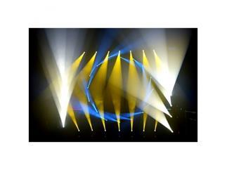 Light4me Movinghead Mini Spot 60 MKIII, weiss