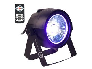 LIGHT4ME PAR 30W UV LED COB DMX