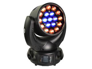 LIGHT4ME ROBO ZOOM WASH 1915 LED Moving Head